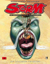 Storm 02 • The last fighter | softcover - DUTCH