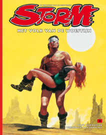 Storm 03 • The People of the Desert | softcover - DUTCH