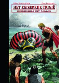 Trigië -the collection- Deel 1 • Indringers uit Gallas