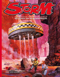Storm 06 • The secret of the Nitron rays | softcover - DUTCH