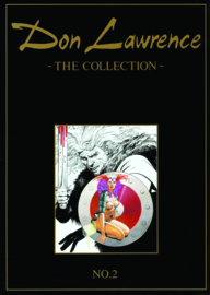 Don Lawrence -the collection- volume 2 | DUTCH ONLY!