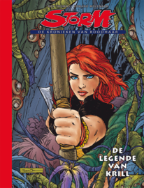 Ember 01 • The legend of Krill - collectors edition | DUTCH ONLY!