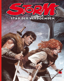 Storm 08 • City of the damned | softcover - DUTCH
