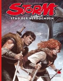 Storm 08 • Stad der verdoemden | softcover