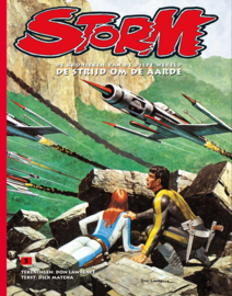 Storm 05 • The battle for Earth | softcover - DUTCH