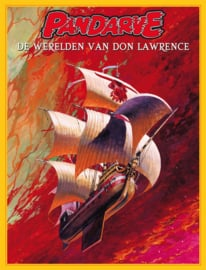 Pandarve - The worlds of Don Lawrence | hardcover