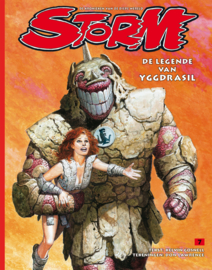 Storm 07 • The legend of Yggdrasil | softcover - DUTCH