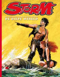 Storm 01 • The Deep world | softcover - DUTCH