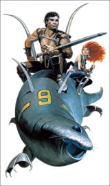 Storm poster • Storm & Roodhaar - Walrus