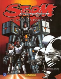 Storm 02 • The Dallas Paradox | softcover - DUTCH