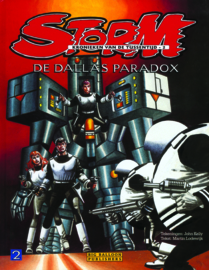 Storm 02 • De Dallas paradox | softcover