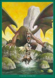 """Het keizerrijk Trigië • artprint """"Dood de Zargot"""""""