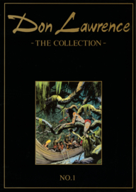 Don Lawrence -the collection- volume 1 | DUTCH ONLY!