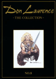 Don Lawrence -the collection- volume 8 | DUTCH ONLY!