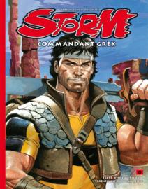 Storm 00 • Commander Grek | softcover - DUTCH