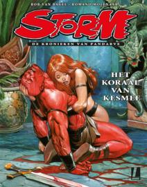 Storm 29 • Het koraal van Kesmee | softcover