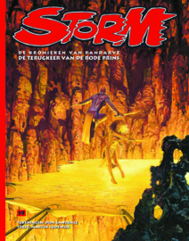 Storm 19 • The return of the Red Prince | hardcover - DUTCH