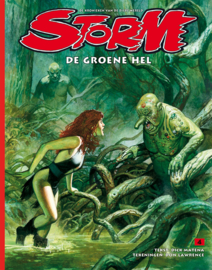 Storm 04 • The Green Hell | softcover - DUTCH
