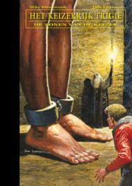 Trigië -the collection- Deel 4 • De zonen van de keizer