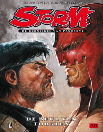Storm 30 • The excecutioner of Torkien | softcover - DUTCH