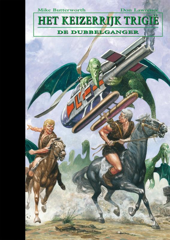 Trigië -the collection- Deel 10 • De dubbelganger