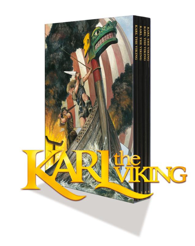 Karl the Viking • complete (ENGLISH)
