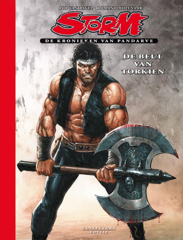 Storm 30 • De beul van Torkien | collectors editie