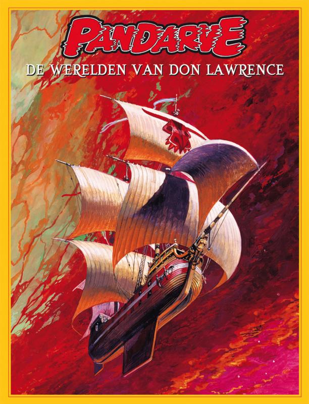 Pandarve - De werelden van Don Lawrence | hardcover