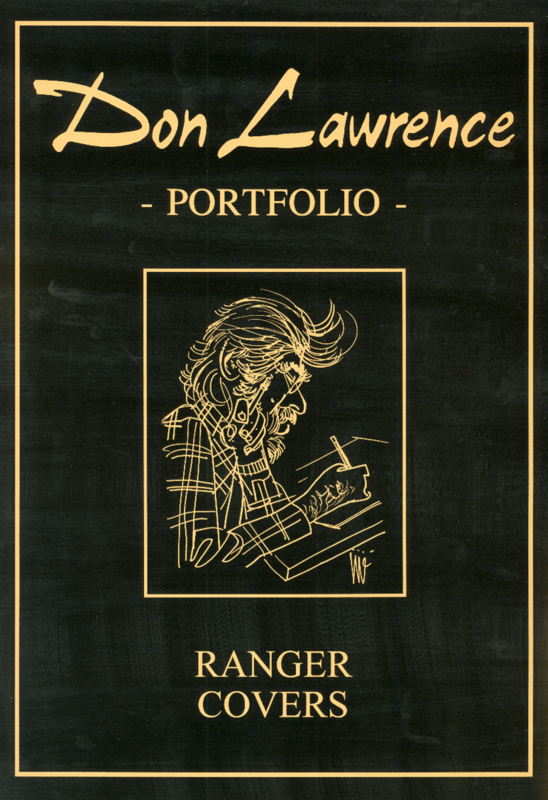 Don Lawrence portfolio Rangercovers