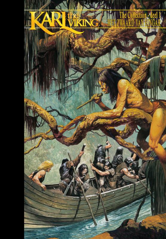 Karl The Viking -the collection- 1 • Het zwaard van Eingar