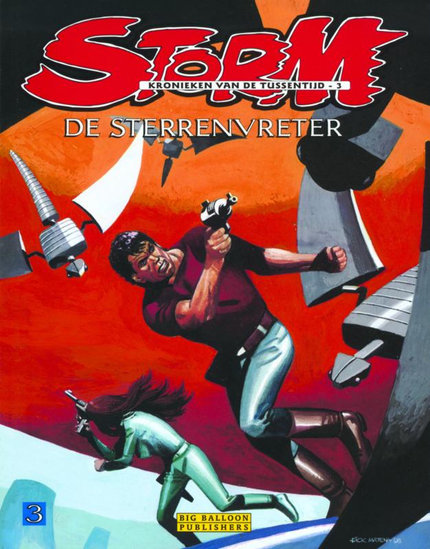 Storm 03 • De sterrenvreter | softcover