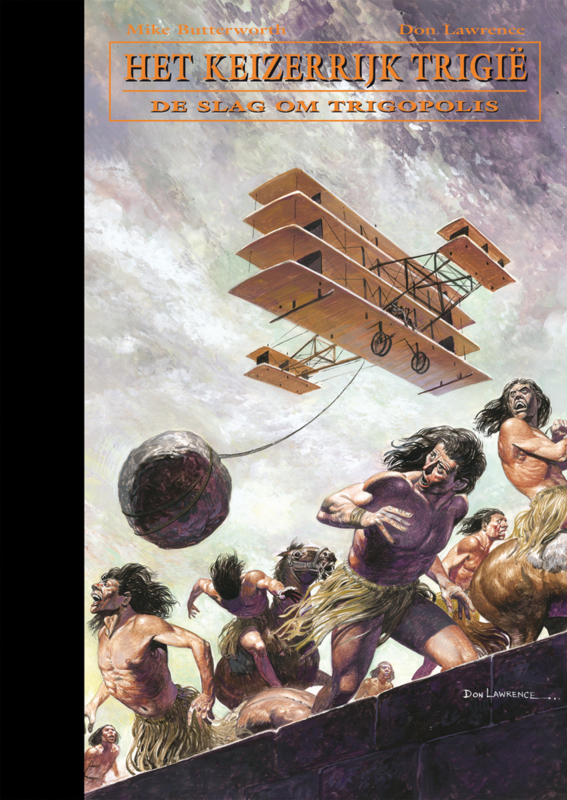 Trigië -the collection- Deel 3 • Slag om Trigopolis