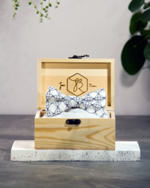 Vlinderdas Diamond Fargesii