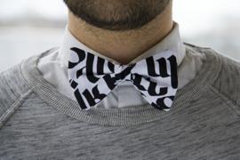 Vlinderdas Calligraphic pattern- Gayane Yerkanyan