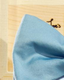 Vlinderdas Classic Royal Baby Blue