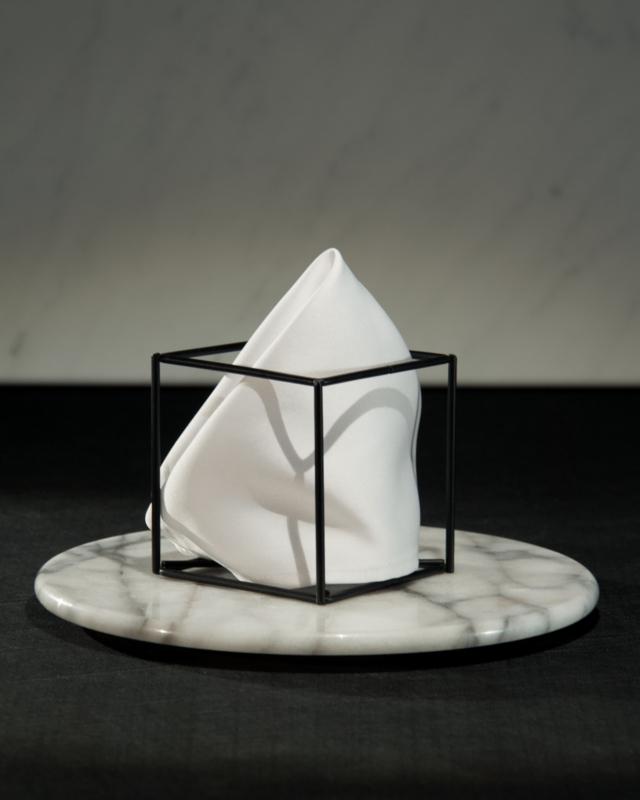 Pochet Classic Royal White Pochet