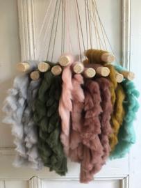F L Y  inimini wool