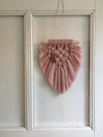F L Y inimini oud roze