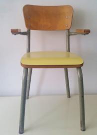 Tubax schoolstoeltje, geel