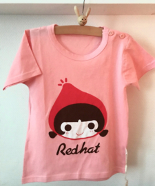 T shirt, Red hat (Roodkapje)