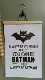 Batman, tekst