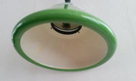 Retro groene hanglamp
