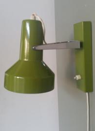 Bedlampje, olijfgroen