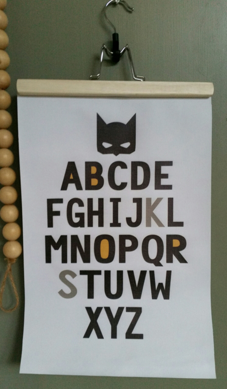 Batman ABC