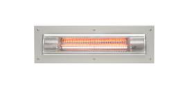 Inbouw infrarood terrasverwarming 1500 watt