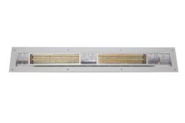 Inbouw Infrarood terrasverwarming 3000 watt met dimmer