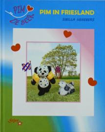 PIM IN FRIESLAND Hardcover
