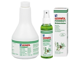 Gehwol fusskraft  Kruidenlotion