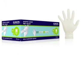 Klinion Handschoen - Latex -M