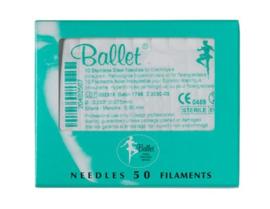 Ballet Naalden RVS